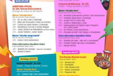 Lauro de Freitas abre na sexta-feira (1) o Carnaval de Todos os Santos