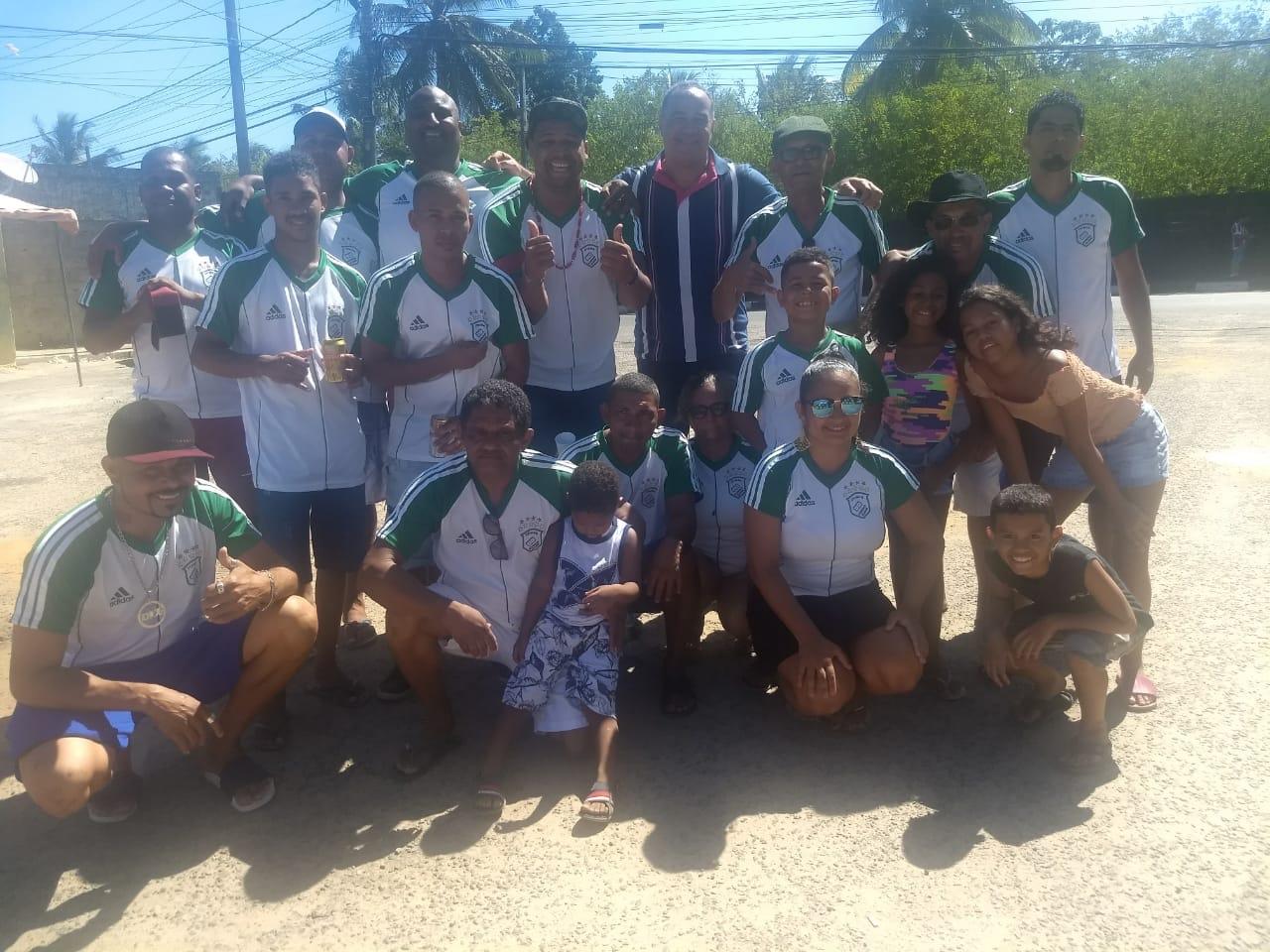 Vereador César prestigia final do campeonato de Dominó e semifinais do Campeonato de Itinga