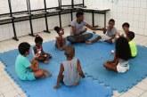 Atividades recreativas atraem estudantes às escolas municipais de Lauro de Freitas