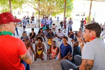 Projeto Cidade Brincante estimula o aprendizado em escolas da rede municipal