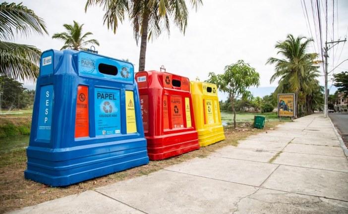 Prefeitura amplia coleta seletiva e instala ecoponto em Lauro de Freitas