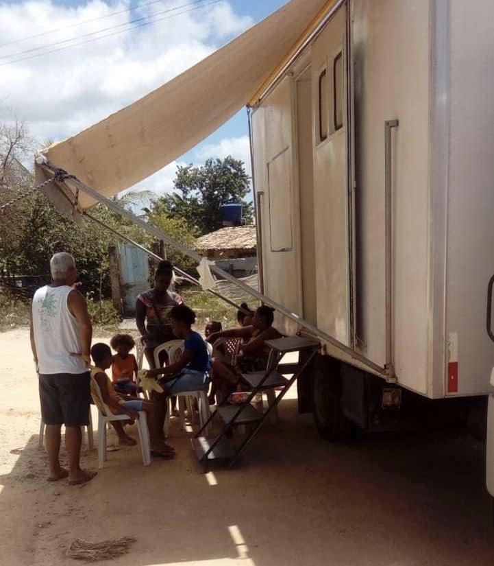 Prefeitura de Lauro de Freitas leva atendimento odontológico para as comunidades; saiba mais