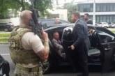 Temer passa a primeira noite preso em sala especial da PF