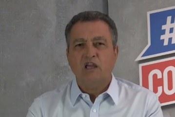 """Rui diz que é """"inadmissível"""" ação do governo Bolsonaro contra Ford em Camaçari"""