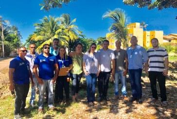 Prefeitura de Lauro de Freitas publica edital para notificar proprietários de imóveis, que estão lançando esgoto no Rio Sapato; saiba mais