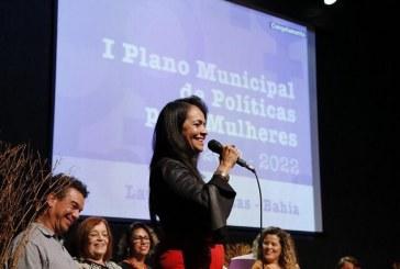 Plano Municipal de Políticas para Mulheres vai nortear ações pelos próximos cinco anos