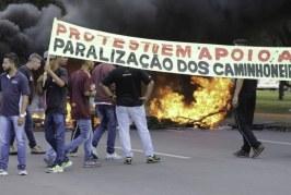 Caminhoneiros cogitam nova greve e reclamam de propostas do governo