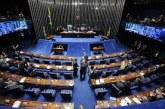 Senadores aprovam com alterações projeto sobre partidos políticos