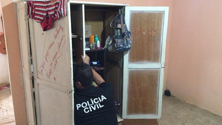 Operação nacional da Polícia Civil localiza 91 criminosos na Bahia