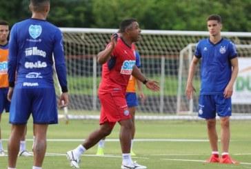 Bahia segue preparação para final contra o Bahia de Feira