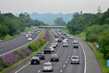 Mortes caem 21,7% em trechos de estradas federais após radares