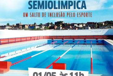 Prefeitura inaugura piscina semiolímpica na Itinga nesta quarta-feira (01)