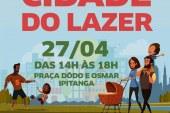Programa Cidade do Lazer chega em Ipitanga nesse sábado