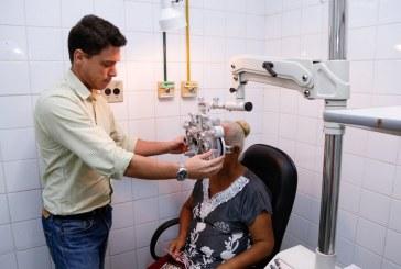 Ação no Hospital Municipal Jorge Novis atende pacientes regulados para detectar glaucoma