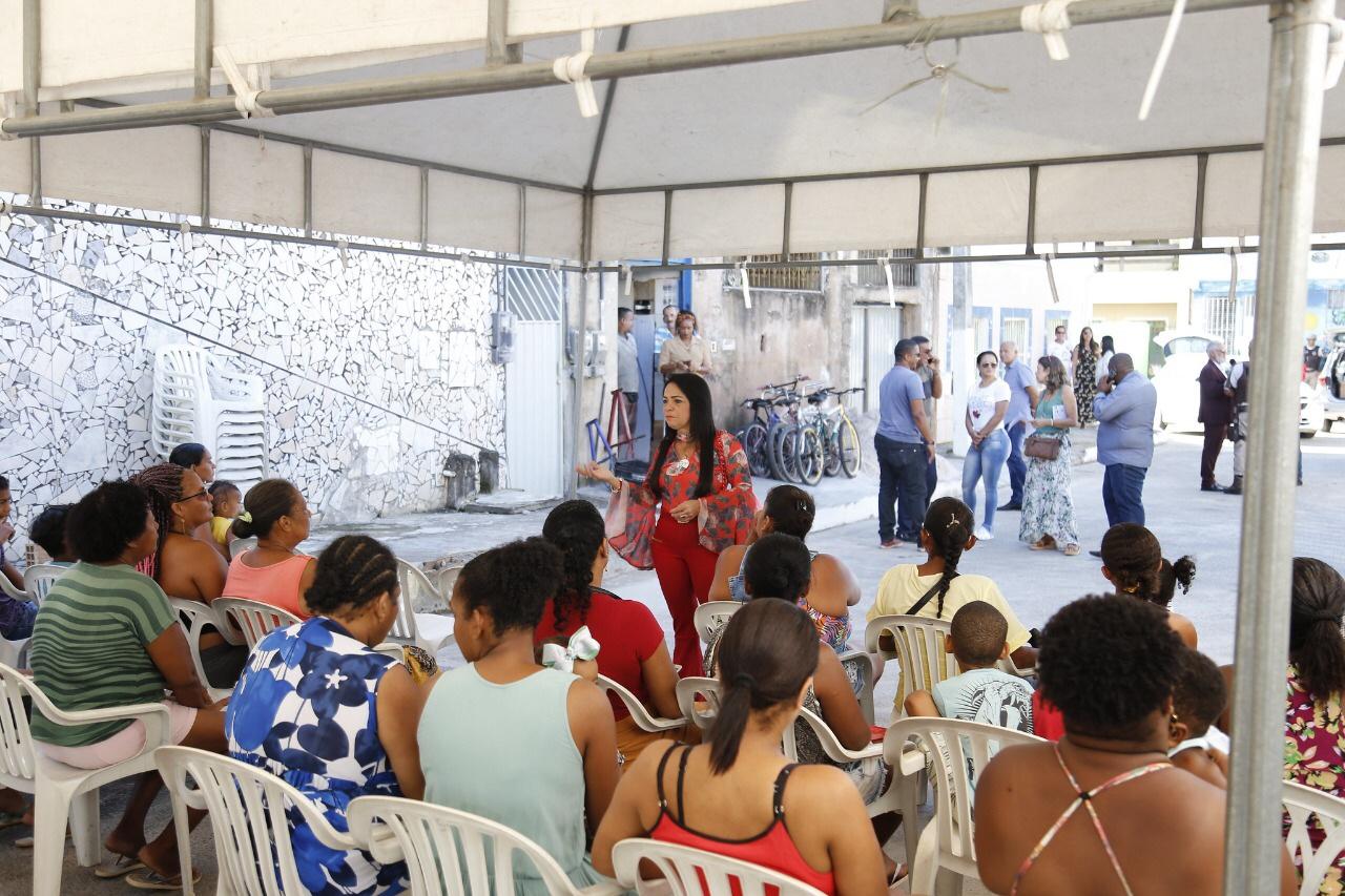 Último dia do 'Prefeitura em Ação' na Caixa D' Água foi marcado pela solidariedade