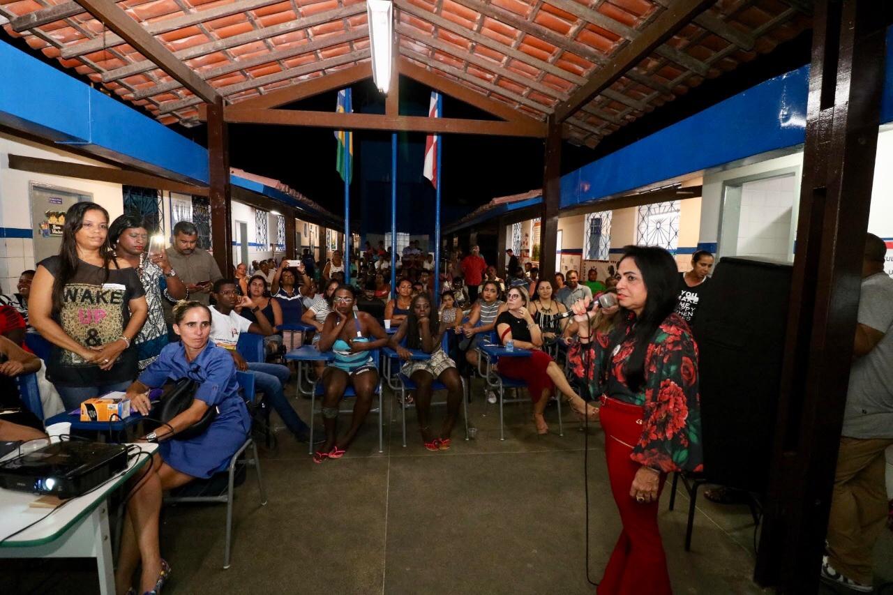 Com participação ativa, moradores da Caixa D'Água lotam audiência pública do Planos de Bairro