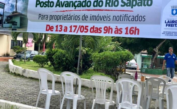 Semarh inicia atendimento em Posto Avançado para atender aos moradores de Vilas