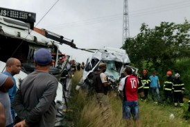 Prefeitura cancela festejos juninos após acidente com oito mortos