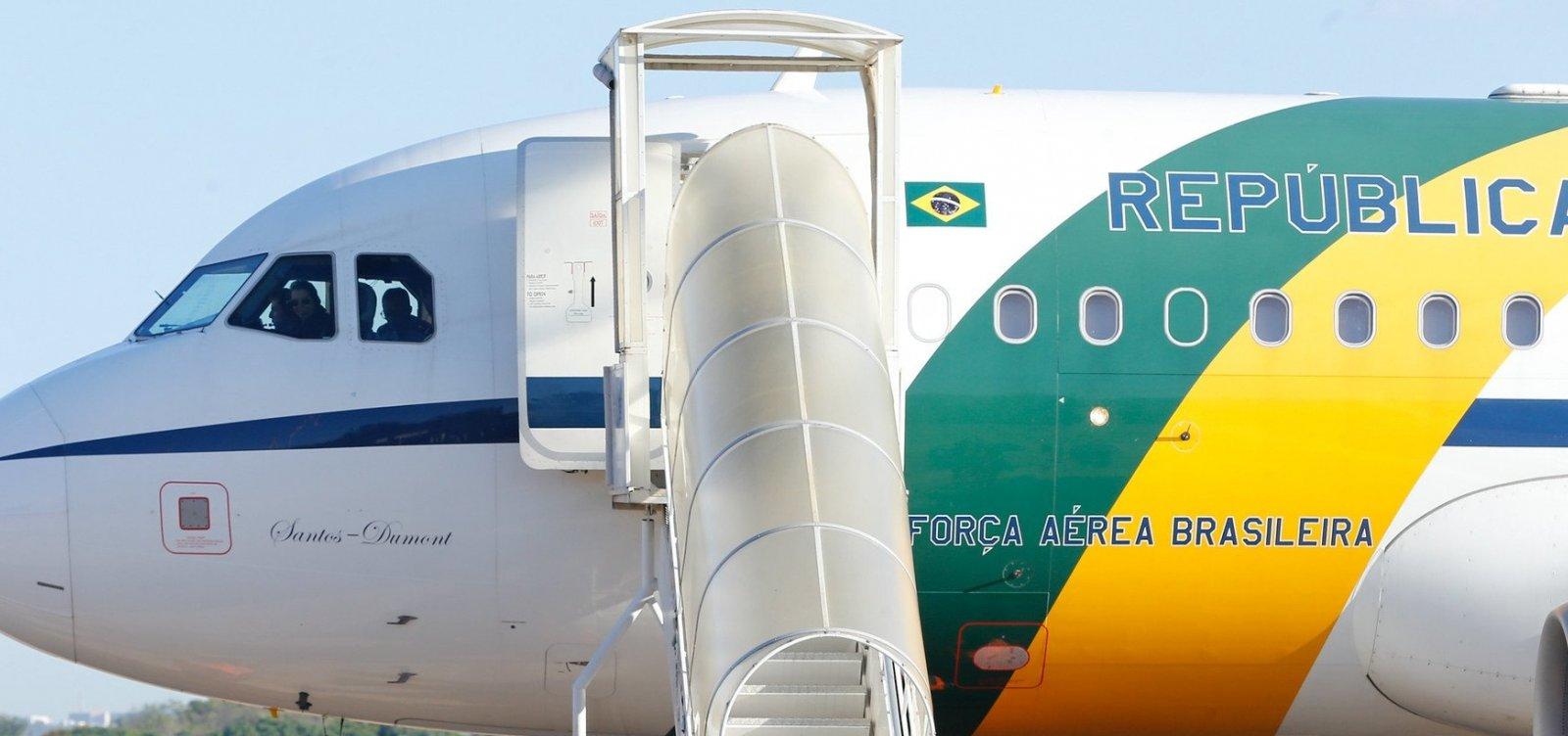 Militar da mala de cocaína voou com Bolsonaro em fevereiro deste ano