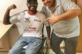 Vereador Isaac de Belchior parabeniza atleta de Lauro de Freitas que conquistou vaga no Mundial de Canoagem na China