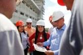 Com 78% de obras concluídas, Hospital Metropolitano em Lauro de Freitas, será inaugurado em dezembro