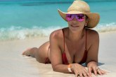 Ivete Sangalo faz viagem de férias com a família para as Ilhas Maldivas