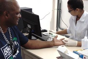 CTA realiza testes rápidos na Central de Regulaçãoe reforça prevenção às hepatites