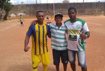 Vereador César dando total apoio na realização do Campeonato de Futebol do Vietnã de Veteranos