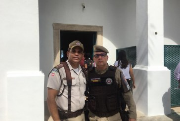 52ª CIPM participa da Festa de Emancipação de Lauro de Freitas, garantindo a segurança da população