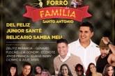 ITINGA EM CONTAGEM REGRESSIVA PARA O FORRÓ DA FAMÍLIA SANTO ANTÔNIO – 16a EDIÇÃO