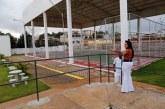 Moema visita obras da PEC 3000, que será inaugurada em breve