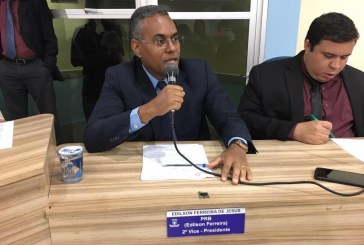 Vereador Edilson Ferreira indica Centro Cirúrgico Veterinário de Controle de Zoonoses