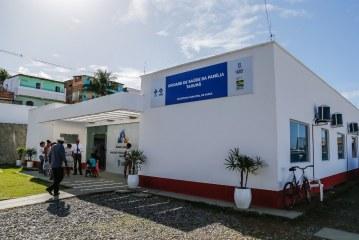Com 75% de cobertura na Atenção Básica, índice deve atingir 100% até final do ano em Lauro de Freitas