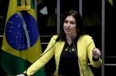 'Bolsonaro ainda não vestiu o terno de presidente', diz Simone Tebet