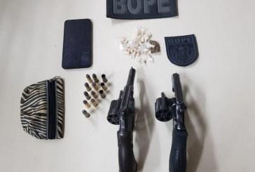 Polícia localiza em Itinga assassinos de criança e adolescente