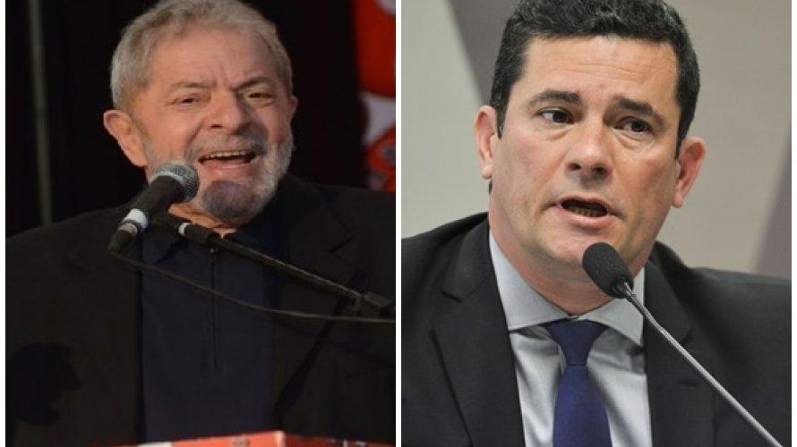 STF julgará no plenário virtual 3 pedidos de Lula contra atuação de Moro