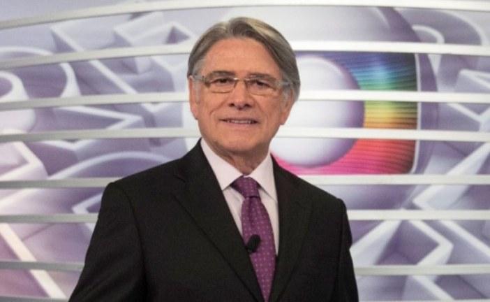 Globo antecipa aposentadoria de Sérgio Chapelin após 47 anos na emissora
