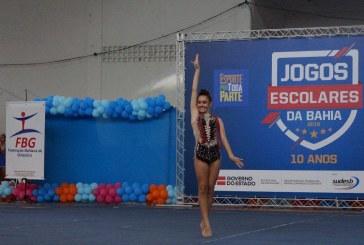 Estudante atleta laurofreitense conquista vaga para etapa nacional dos Jogos Escolares da Juventude