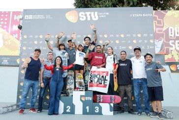 STU transforma Lauro de Freitas na capital nacional do skate de rua