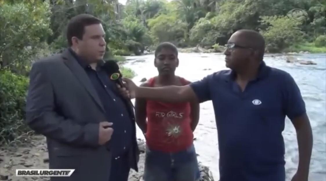Vereador Isaac de Belchior é entrevistado pela Band Bahia e fala sobre seu compromisso com legislações que preservem os rios de Lauro de Freitas e o meio ambiente