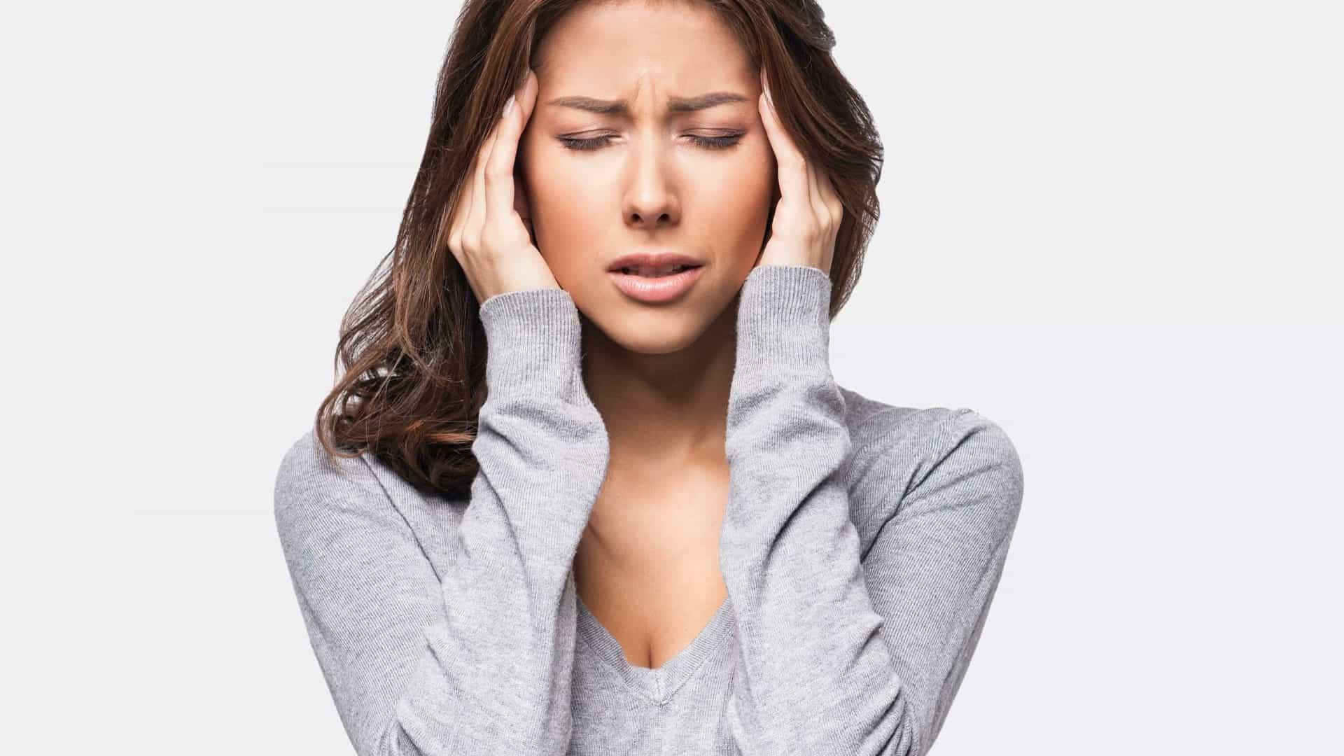 Há seis tipos de enxaquecas e um deles não causa dor. Saiba mais