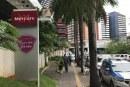 Criança morre ao cair do 9º andar de hotel no Caminho das Árvores