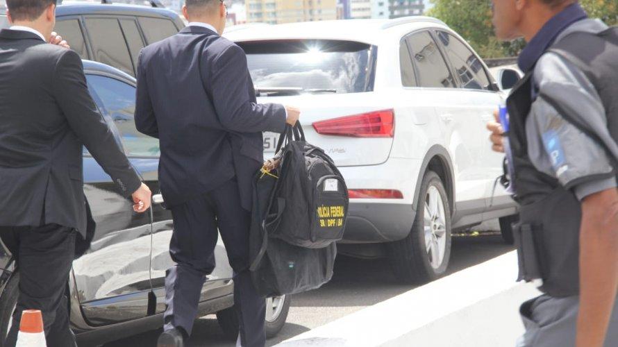 Operação da Polícia Federal é fruto de reclamação disciplinar no CNJ
