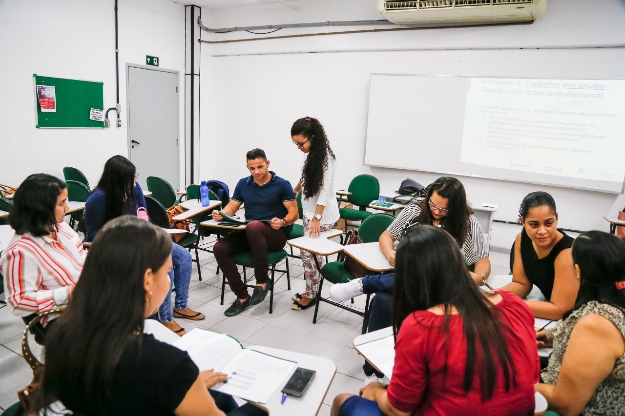 Workshop qualifica profissionais de saúde de Lauro de Freitas para implementação do PlanificaSUS