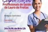 Secretaria de Saúde promove capacitação para manejo clínico e profilaxia antirrábica