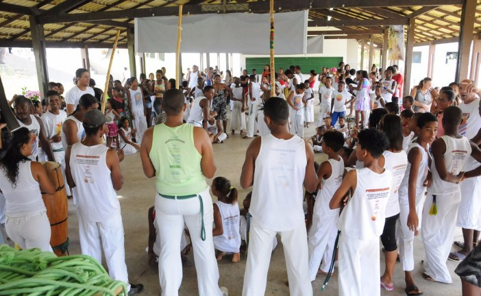 Entre atabaques, agogôs e berimbaus, Caminhada da Capoeira movimenta Itinga neste sábado (21)