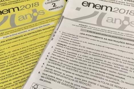 Trilha do Enem em parceria com a Unime oferece aulas preparatórias gratuitas para o Enem