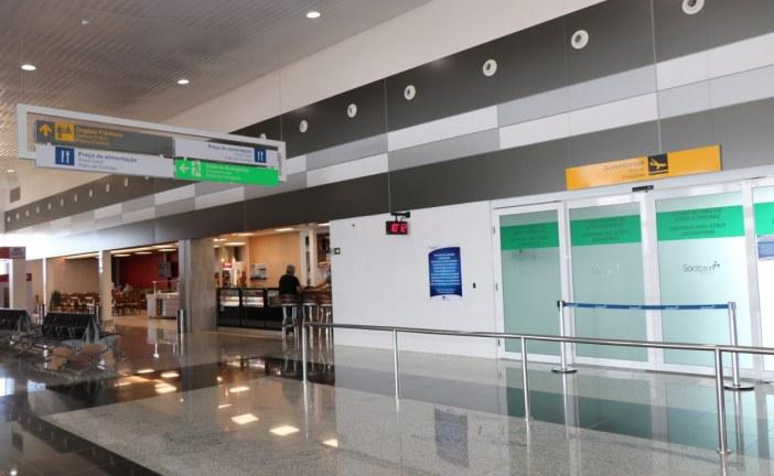 Aeroporto Glauber Rocha registra aumento de 80% na movimentação de passageiros