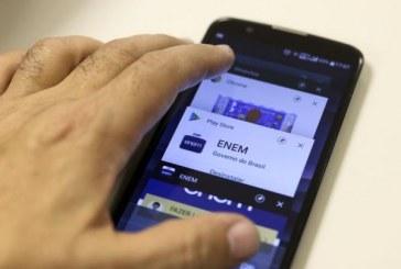 Aplicativo gratuito disponibiliza conteúdo exclusivo para participantes do Enem