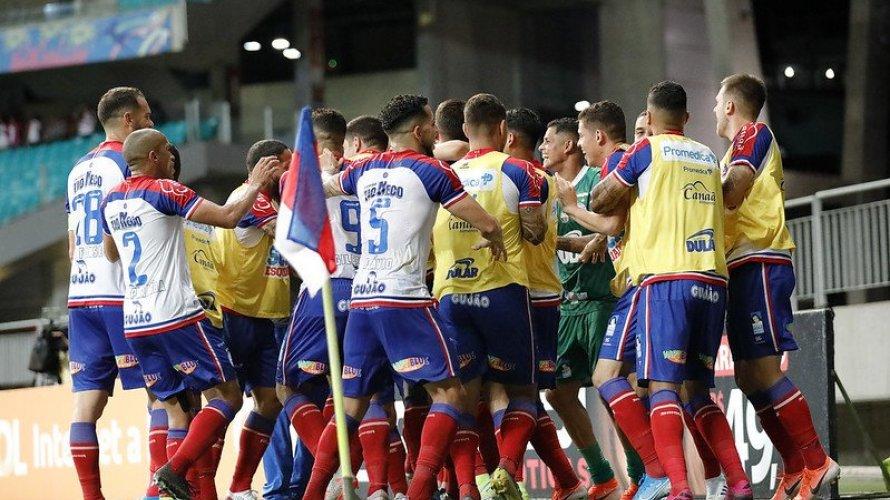 Bahia recebe o São Paulo nesta quarta (9) em confronto direto por vaga no G-6 do Brasileirão